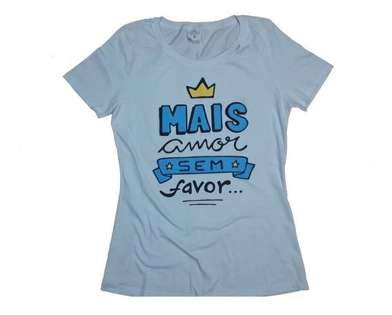 Camisetas T-shirt Blusa Feminina