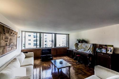 Imagem 1 de 13 de #locação Paraíso Alto Padrão - 4 Dormitórios - 2 Suites - 2 Vagas - Ap14404