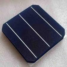 Kit Célula Solar 50 Peças Mono Cristalinas