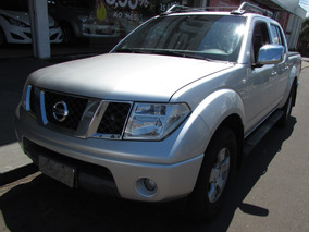 Frontier 2.5 Le 4x4 Cd Turbo Eletronic 2011