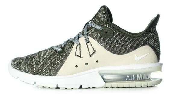 Tenis Nike Air Max Sequent 3 Originales + Envio Gratis + Msi