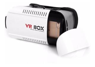 Lente Realidad Virtual 3d Vr Box Compatible Smartphone