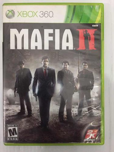 Mafia 2 Xbox360
