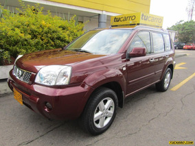 Nissan X-trail Xltd At 2500 Cc Aa 4x4