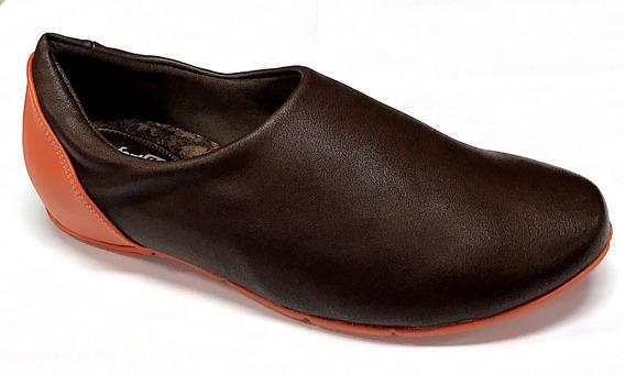 Sapato Feminino Comfortflex Sem Costura Lycra Strech Joanete
