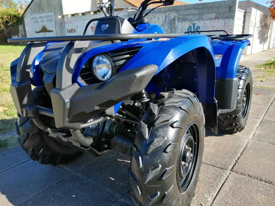 Yamaha Grizzly 450 4x4 2012