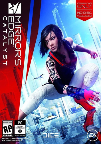 Mirror's Edge Catalyst Juego Pc Original + Español + Online