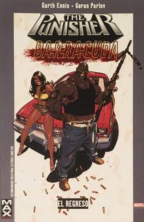 Punisher - El Regreso De Barracuda - Garth Ennis - Max