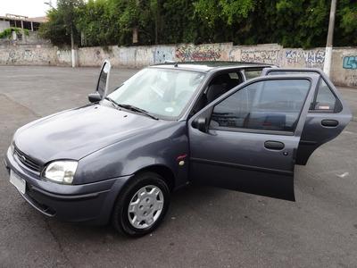 Ford Fiesta Street 2002 1.0 5p Zetec Rocam Unica Dona