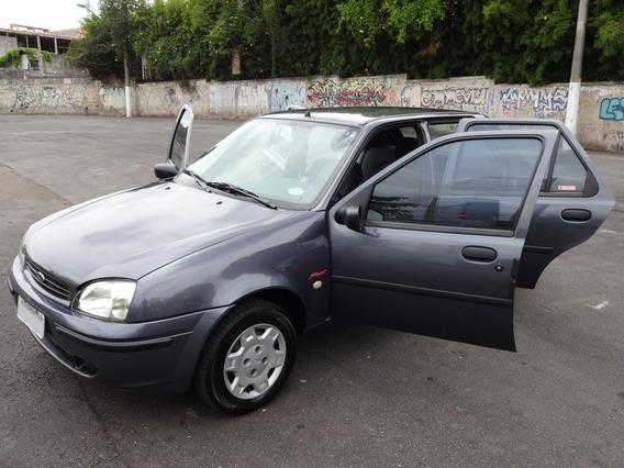 Ford Fiesta Street 2002 1.0 5p Zetec Rocam Unico Dono