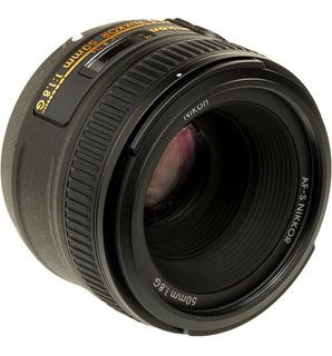 Lente Nikon 50mm F/1.8g