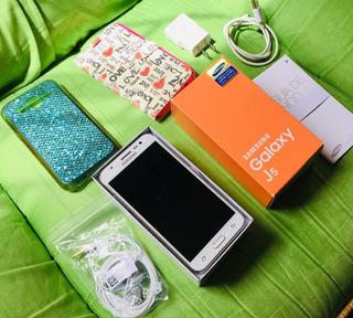 Samsung J5 Doble Sim Desbloqueado 16 Gb En Caja