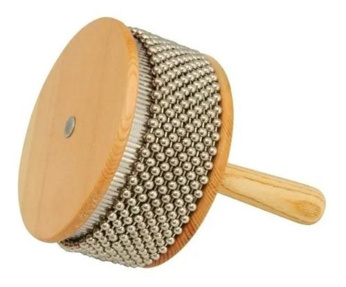 Afuche Cabasa Nutech Instrumento Musical Ritmico - 5306