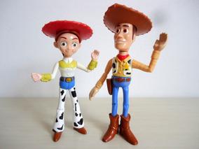 Toy Story Wood E Jessy Mc Donalds Kit 2 Peças ! !