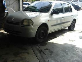 Renault Clio Sedan 1.0 16v Rn 4p 2003 Carros E Caminhonetes