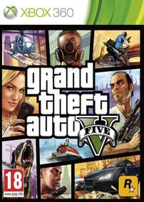 Gta V 5 - Grand Theft Auto - Xbox 360 - Mídia Digital Online