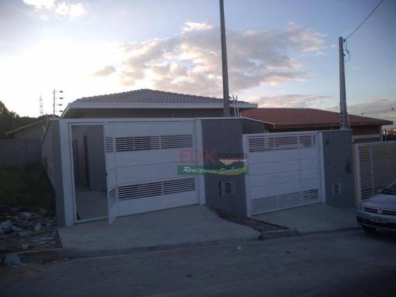 Casa Com 2 Dormitórios À Venda, 70 M² Por R$ 215.000 - Jardim Continental - Taubaté/sp - Ca2316