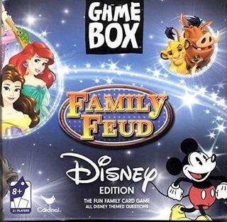 Feud De La Familia, Disney Edition