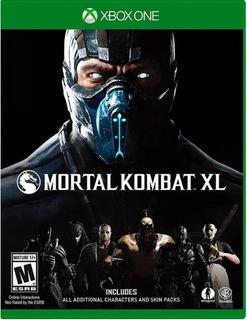 Mortal Kombat Xl !!! Xbox One