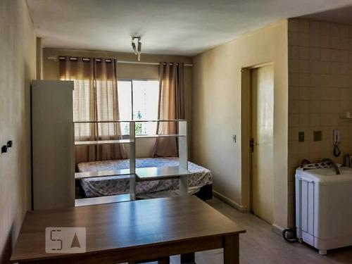 Apartamento À Venda - Liberdade, 1 Quarto,  29 - S893114538