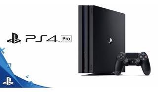 Consola Play Station 4 Pro 1tb 4k Nuevo En Caja