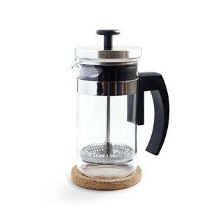 Brillante Small French Press Coffee Maker Con