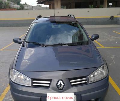 Renault Megane Grand Tour 1.6 Dynamique Hi-flex 5p 2012