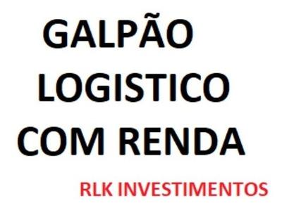 Centro Logístico Com Renda Empresa Se 1ª Linha