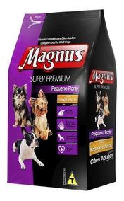 Ração Magnus Super Premium Frango E Arroz Porte Pequeno 10kg