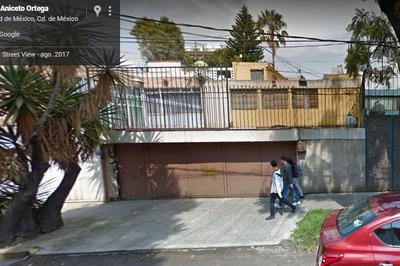 Casa Hbitación, Para Desarrolladores, Col. Del Valle