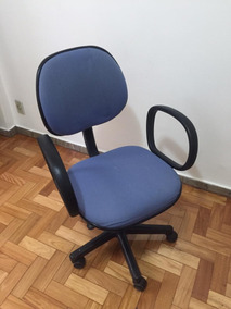 Cadeira Giratória Com Apoio Para Os Braços Usada Nao Enviamo