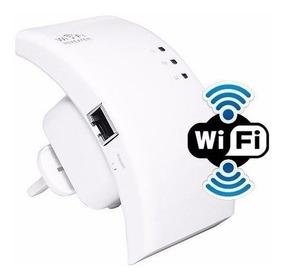 Repetidor De Sinal Expansor Rede Wireless Wifi 300mbps Rj45