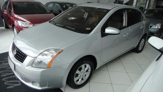 Nissan Sentra 2.0 2009 Completo, Periciado, Placa A, Novo