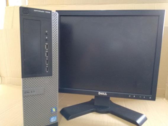 Cpu Dell Optiplex 7010 I3 3º Ger 4gb Hd 500 C/ Monit Dell 17