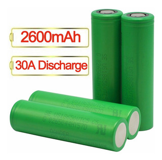 Bateria Pilas 18650 30a De 2600 Mah Vaper Vape Electronico