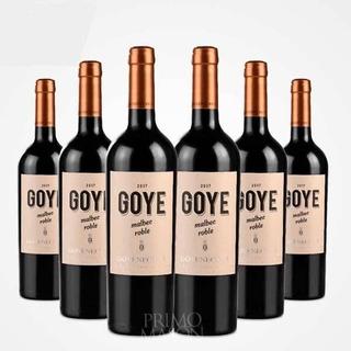 Vino Malbec Caja Goyenechea Roble X6 Primo Mason Vinos Finos
