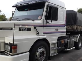 Scania 113 360,ano:97,branco,topline,trucado,6 Marchas,impec