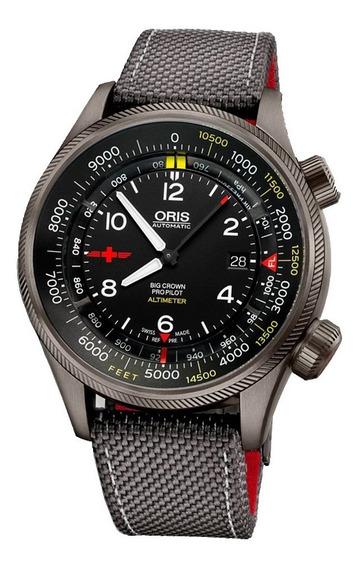 Reloj Oris Altimeter Rega Edición Limitada 73377054234