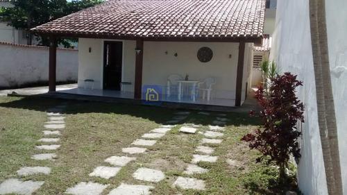 Casa Para Venda Em Cabo Frio, Braga, 2 Dormitórios, 1 Banheiro, 4 Vagas - Cv170_1-1746485