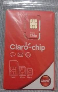 200un Clip Claro 4g