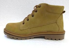Bota Bella Boots 0701 Milho/nobuck (claro)