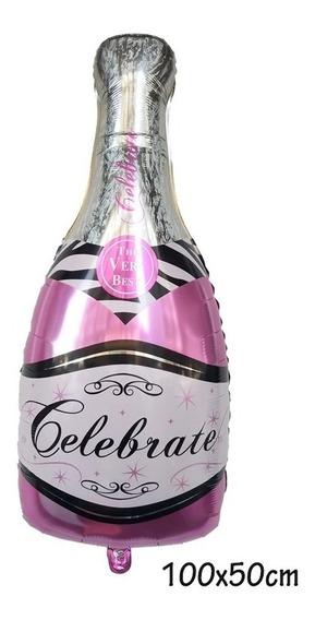 Globo Cerveza Whisky Champagne Fiesta Despedidas Cumpleaños