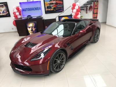 Chevrolet Corvette Grand Sport 2017 Super Deportivo