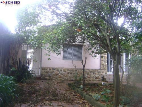 Casa Térrea Com 3 Dormitórios,  4 Vagas. - Mc5221