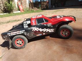 Rc 4x4 Traxxas Slayer Pro 4wd Usada Exelente