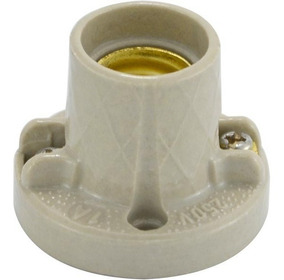 Bocal Soquete Receptáculo Para Lâmpada E14 Mignon