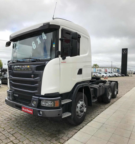 Scania G 440 - Selectrucks