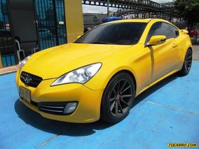 Hyundai Genesis Coupe Mt 2000cc T