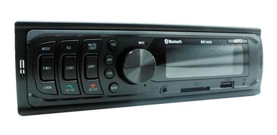 Rádio Ar70 Volkswagen Bluetooth Sd Usb Aux Gol Polo Fox