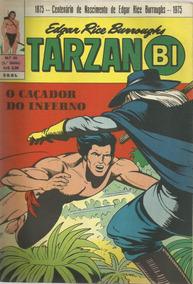 Revista Tarzan O Caçador Do Inferno Original